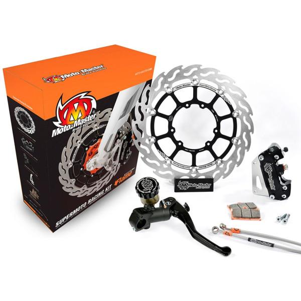 Supermoto Racing Kit 320 Moto-Master 313030 Komplett Kit Flame mit Radialzylinder