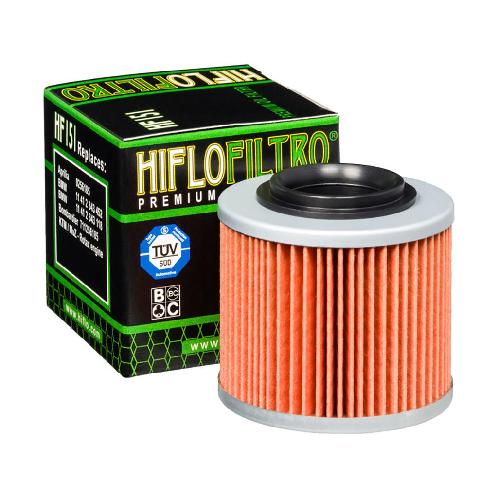 /Ölfilter Hiflo TR 650 Terra 13
