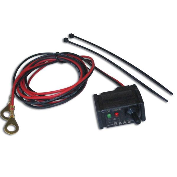 Batterietester Baas BA22 12 Volt