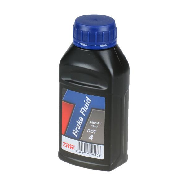 Bremsflüssigkeit TRW DOT 4.0 250 ml