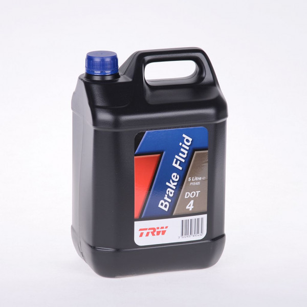 Bremsflüssigkeit TRW DOT 4.0 5 Liter