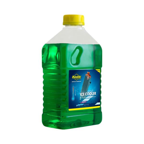 Kühlflüssigkeit Putoline IceCool 2 Liter / bis -26 Grad / grün