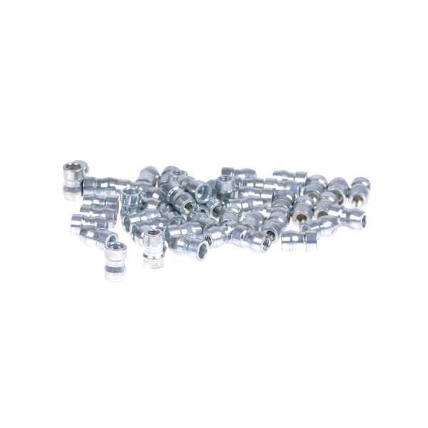Zündkerzenhütchen NGK (SAE Mutter) VPE 50 Stück / Stock-Nr. 30000