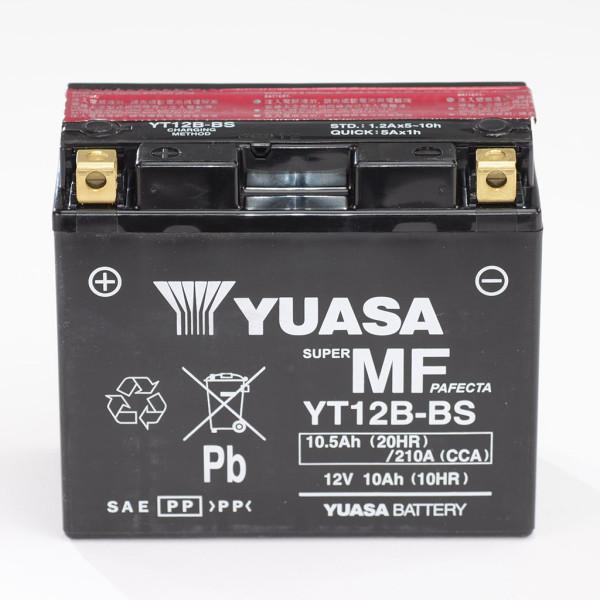 Batterie 12V 10AH YT12B-BS Wartungsfrei Yuasa 51291