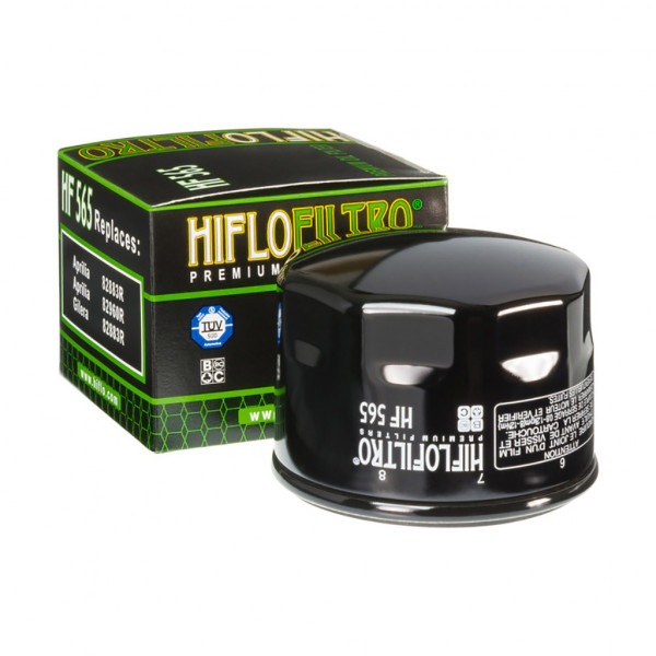 Ölfilter Hiflo HF565 Schwarz
