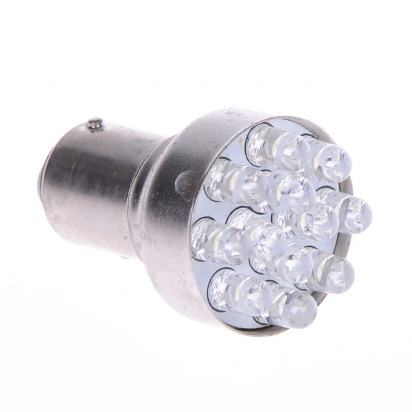 Lampe 12V 21/5W BAY15d klar LED