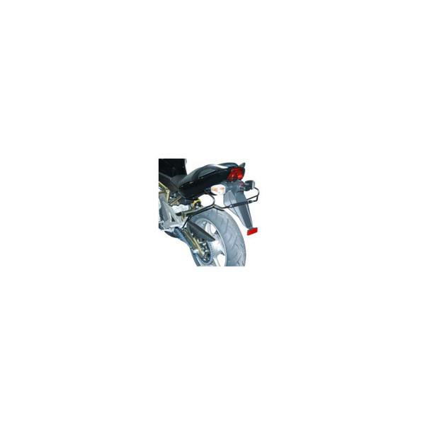 Satteltaschen Abstandshalter für Kawasaki ER 6 N Bj. 05-08