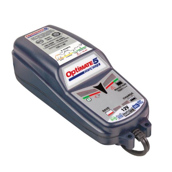 Batterieladegerät Optimate 5 12 Volt 4 Amp.
