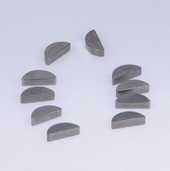 Keile-Kupplung L:15,4mm B:4mm H:6,5mm - 10er Set