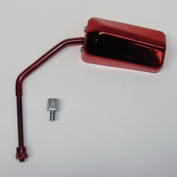 Spiegel F11 links oder rechts rot elox
