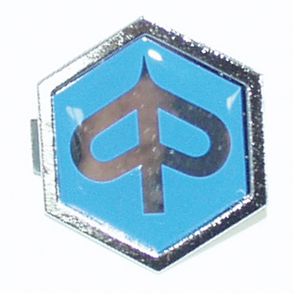 Emblem für Piaggio Plastik 35mm zum anklicken